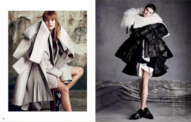 Vogue Japan September 2014
