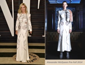 Princess Marie Chantal in Alexander McQueen (Pre-Fall 2014) www.newmyroyals.com